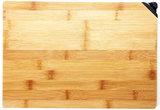 Bergner Bamboe snijplank met messenslijper_