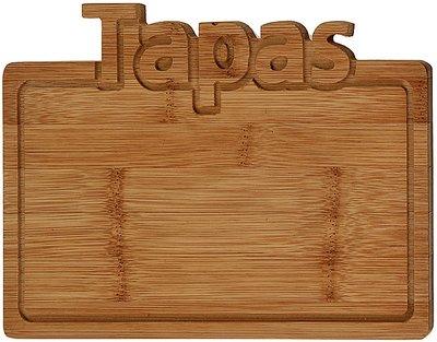 Bamboe snijplank -Tapas - 25x17cm